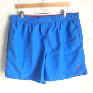 Polo Ralph Lauren men's blue swim shorts XXL